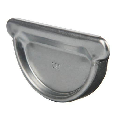 Infinity Rainwater Guttering Push Fit Stop Ends