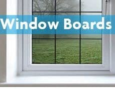 PVC Windowboards