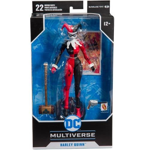 DC Multiverse  - Harley Quinn - 7 Inch Action Figure 15802-1