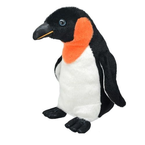 All About Nature Emperor Penguin - Wild Planet Stuffed Toy