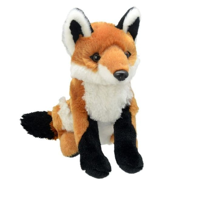 All About Nature Fox - Wild Planet Stuffed Toy