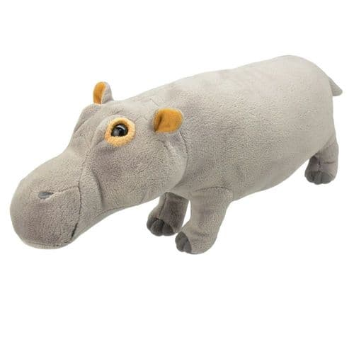 All About Nature Hippo - Wild Planet Stuffed Toy