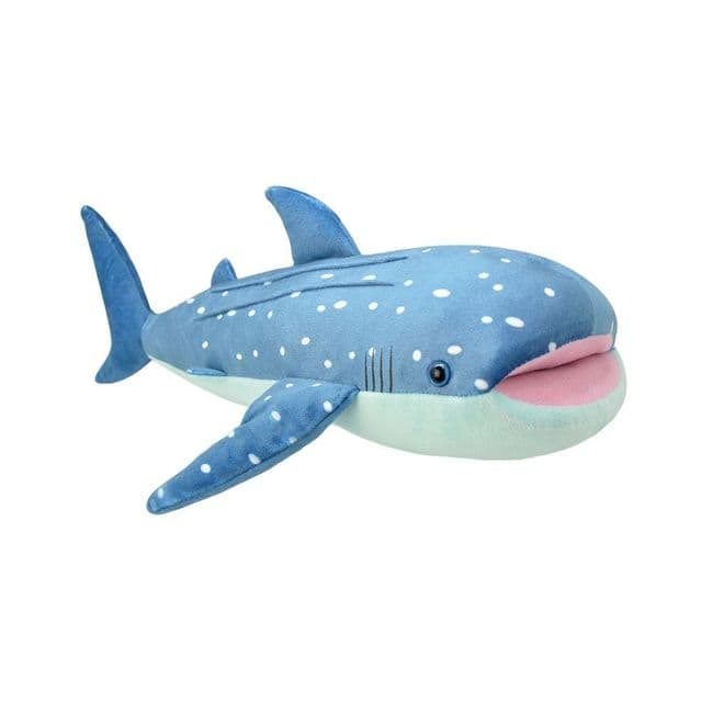 All About Nature Whale Shark - Wild Planet Stuffed Toy