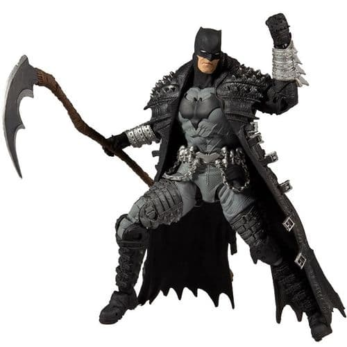 Batman (Dark Knights: Death Metal) -  DC Multiverse 7 Inch Action Figure - McFarlane Toys