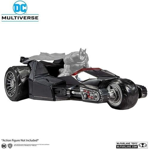 DC Multiverse Bat-Raptor (Batman) - 7 Inch  Scale Vehicle