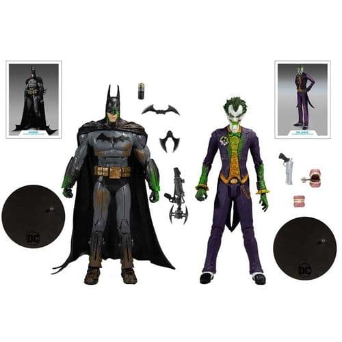 DC Multiverse Batman & The Joker: Arkham Asylum (Venom Variant)