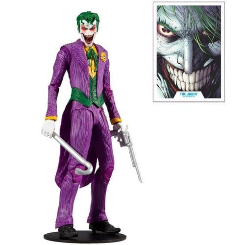 DC Multiverse The Joker (Rebirth) - 7 Inch  Action Figure