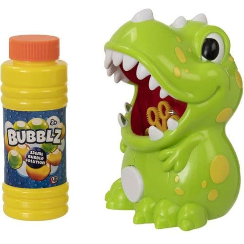 Dino Bubble Pals - Dinosaur Bubble Machine