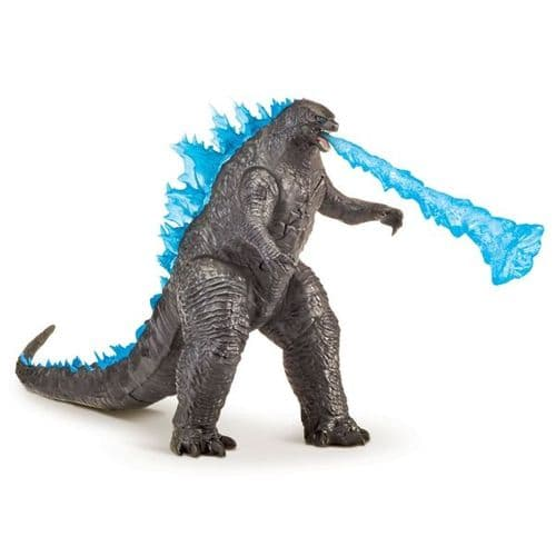 Godzilla vs Kong 15cm Godzilla with Heat Ray - Monsterverse Hallow Earth Action Figure