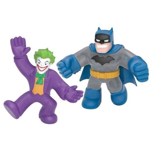 Heroes of Goo Jit Zu - DC Superheroes Batman Vs The Joker
