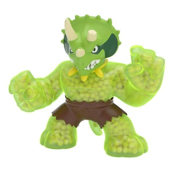 Heroes of Goo Jit Zu Dino Power - Tritops the Triceratops