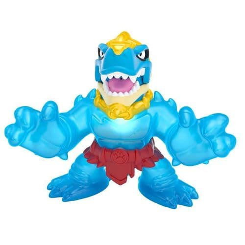 Heroes of Goo Jit Zu Supagoo Dinogoo Tyro the T-Rex Action Figure
