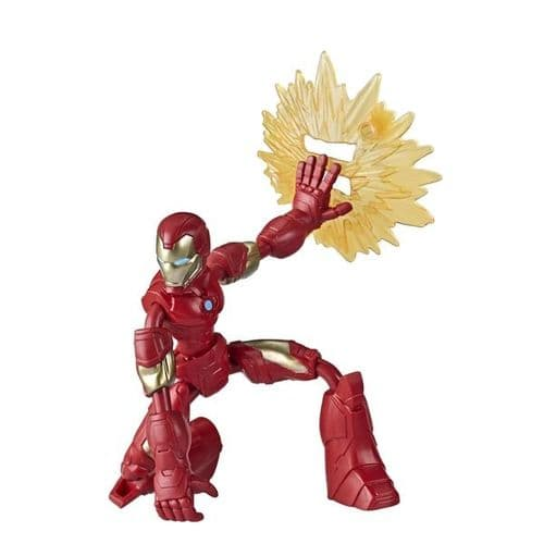 Marvel Avengers Bend and Flex Iron Man - Bendable Action Figure
