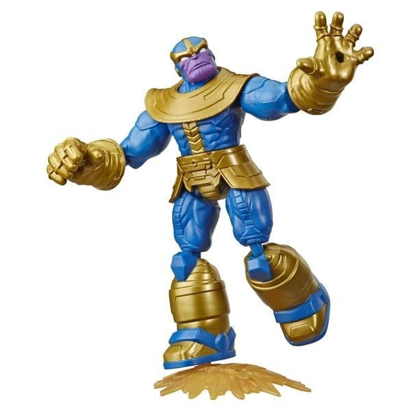 Marvel Avengers Bend and Flex Thanos - Bendable Action Figure