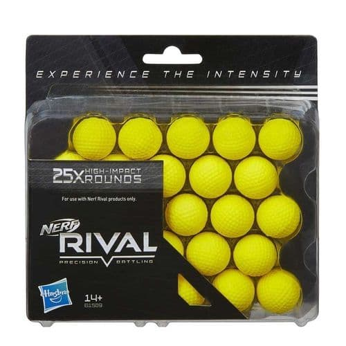 Nerf Rival 25 Round Refill Pack