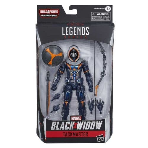 Taskmaster  - Marvel Legends Series Black Widow 6 Inch Action Figure