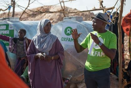OXFAM visibility