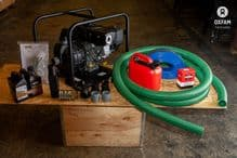"Pump Kit, Surface Water, 2"" - Lightweight Petrol Engine"