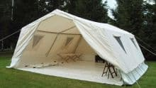 Tent, 27m² - for field office