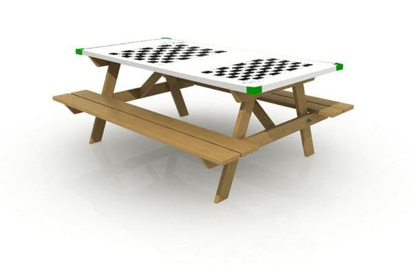 Draughts Games Table