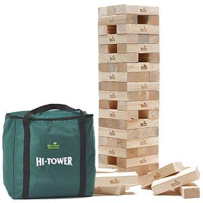 Giant Tower with Storage bag