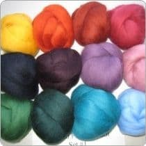 All Fibres by Colour