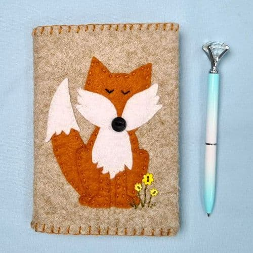 Fox Notebook Kit