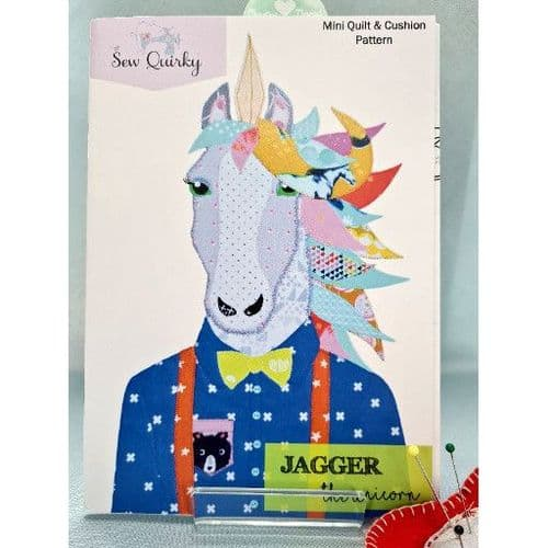 Jagger The Unicorn Pattern
