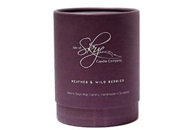 Heather and Wild Berries Candle