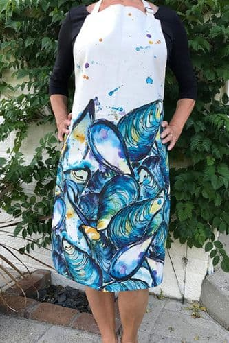 Mussels apron