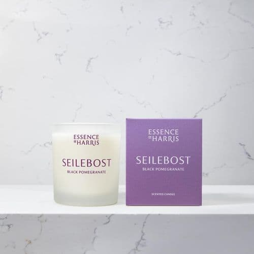 Seilebost Glass Candle