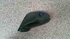 MAZDA MX5 EUNOS (MK2 1998 - 2005) LEFT HAND MIRROR / LHS / NEAR SIDE / GREEN MAN