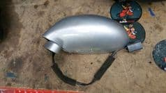 MAZDA MX5 EUNOS (MK2 1998 - 2005) RIGHT HAND MIRROR / RHS / OFF SIDE / SILVER