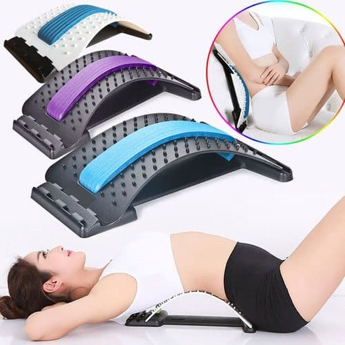 3 Level Magic Back Spine Muscle Stretcher
