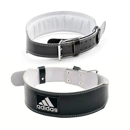 Adidas Leather Weight Lifting Belt