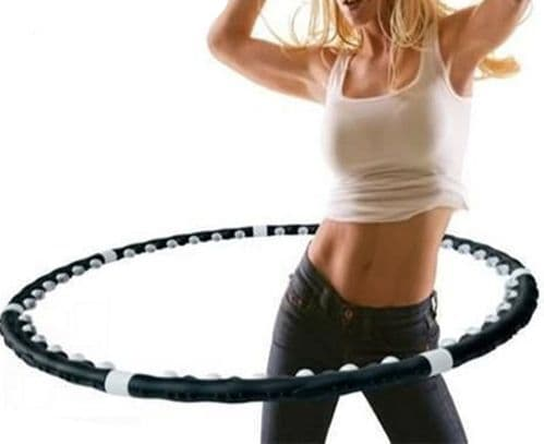Hula Weighted Magnetic Hoop