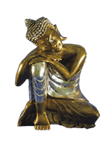 Resin Kneeling Buddha