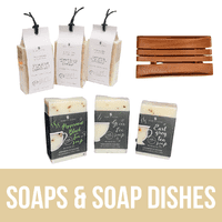 Soaps and Soap Dishes