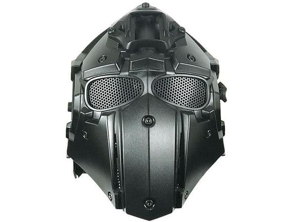Big Foot Basilisk (RONIN) Helmet Black