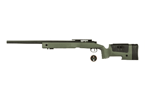 Evolution M40 OD Green