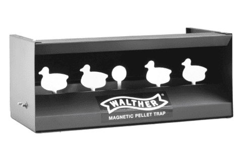 Walther Magnetic 4 Duck Knockdwon Target