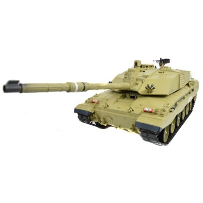 1:16 British Challenger 2 RC Tank - 2.4GHz