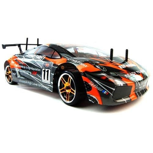 Flying Fish Lamborghini Electric Drifting Radio Controlled Car - 2.4GHz