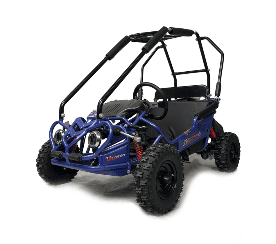 Hammerhead™ Torpedo - Petrol -  Kids Off Road Buggy - Blue