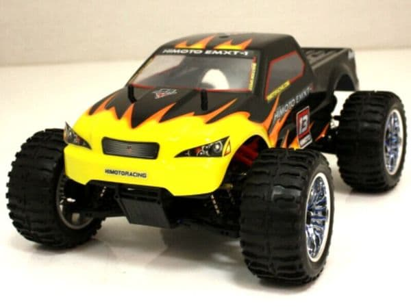 Himoto EMXT-1 -  PRO Brushless Electric 4WD - RC Truck