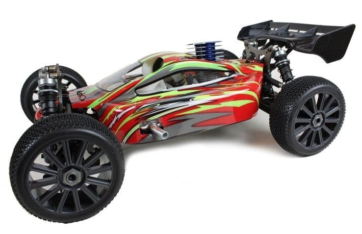 Himoto Racing - 1/8th Scale - Firestorm - Nitro Rc Buggy