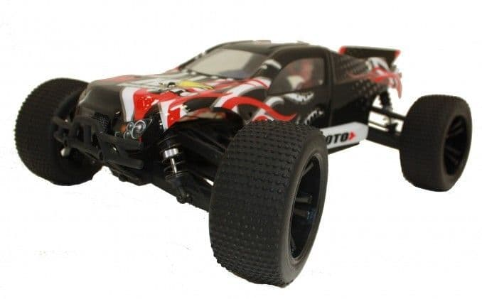Himoto Racing -  Katana Brushless Truggy  - 1/10 Electric RC