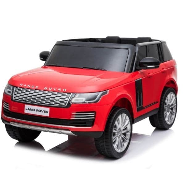 Licensed 24V Range Rover Vogue HSE 4WD 2 Seater Ride On Jeep - Red