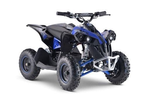 Renegade - 1000w -36v -Kids Electric Quad Bike - Blue