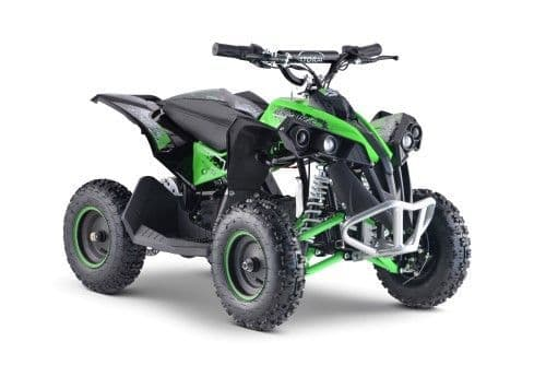 Renegade - 1000w -36v -Kids Electric Quad Bike - Green
